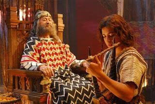 Série: A Vida de Saul - Saul e Davi: Um Drama Dos Reis