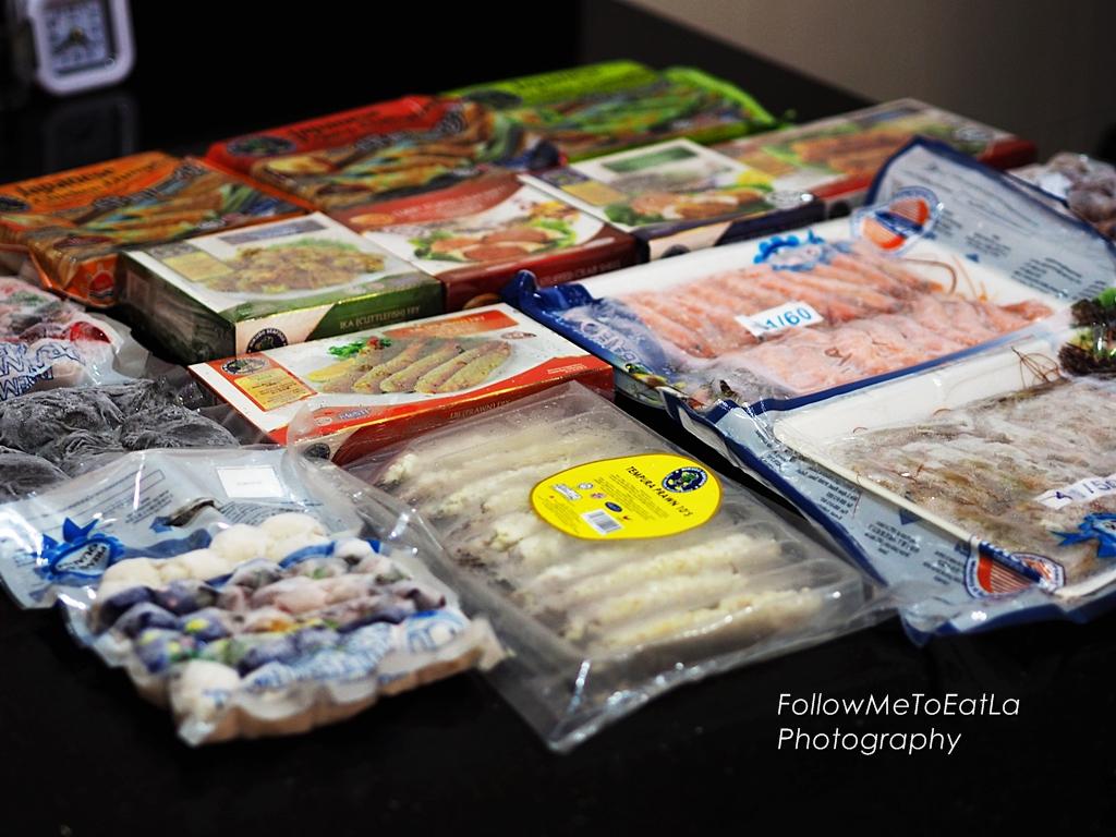 Follow Me To Eat La - Malaysian Food Blog: NIKUDO Seafood ~ Premium
