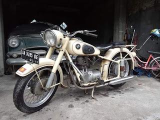 Jual Motor Antik BMW R25