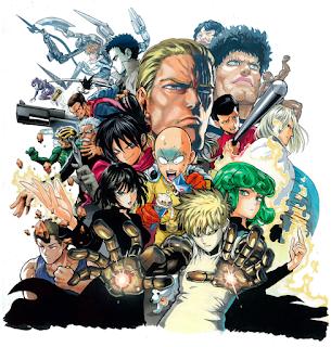 One Punch Man + OVA | 720p | TVRip | English Subbed | x265