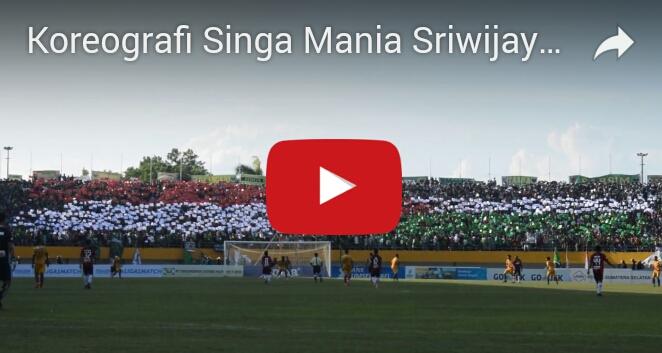 Sriwijaya FC Disanksi PSSI Karena Koreo Bendera Palestina