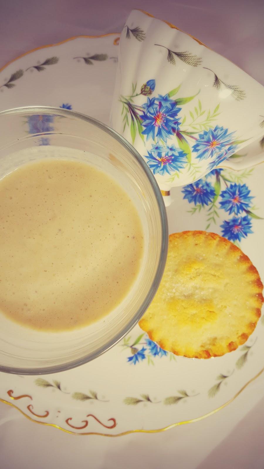 Mince Pie And Cream Posh Milkshake: Tastes Amazing
