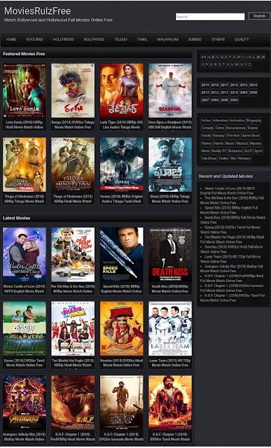 Telugu movies 2019 download tamilrockers