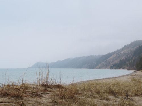 Arcadia Dunes Lake Michigan shore
