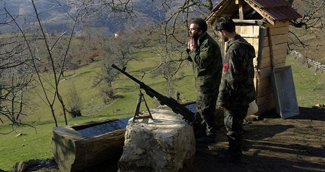 #Kosovo #Metohija #Srbija #Hajra #Šiptari #UQK #Teroristi #Ubice #Hašim #Tači #Marko_Djurić
