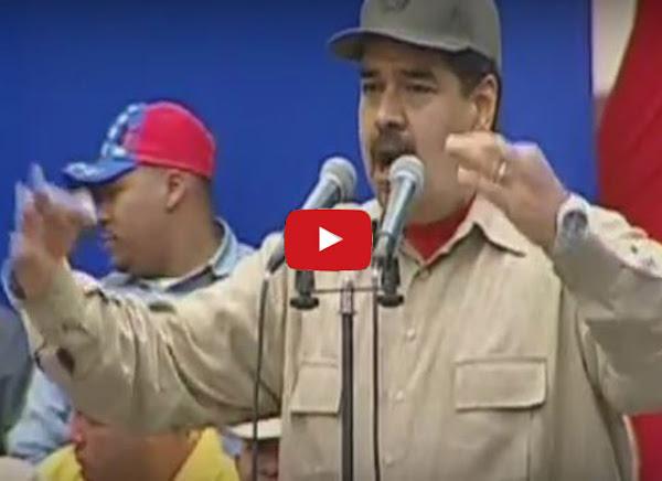 Maduro convertirá al 19 de Abril en el día más sangriento de la historia
