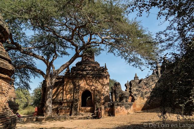 Mingalar Kyaung - Old Bagan - Myanmar - Birmanie