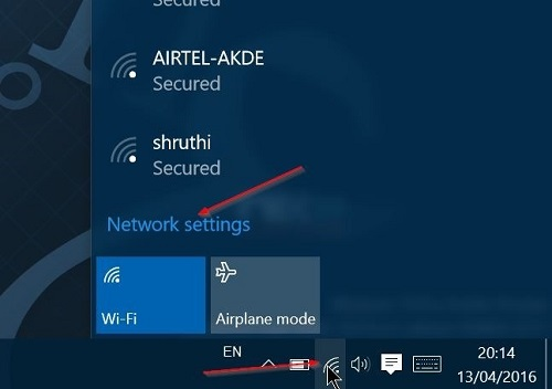 What can we do when our PCs with Windows 10 OS do not remember the Wifi password?