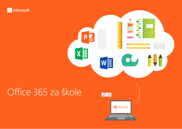 OFFICE365 ZA ŠKOLU