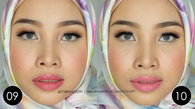 Lipstik matte wardah no 5