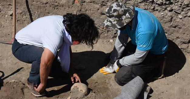 Excavations unveil mysteries of Trojan War