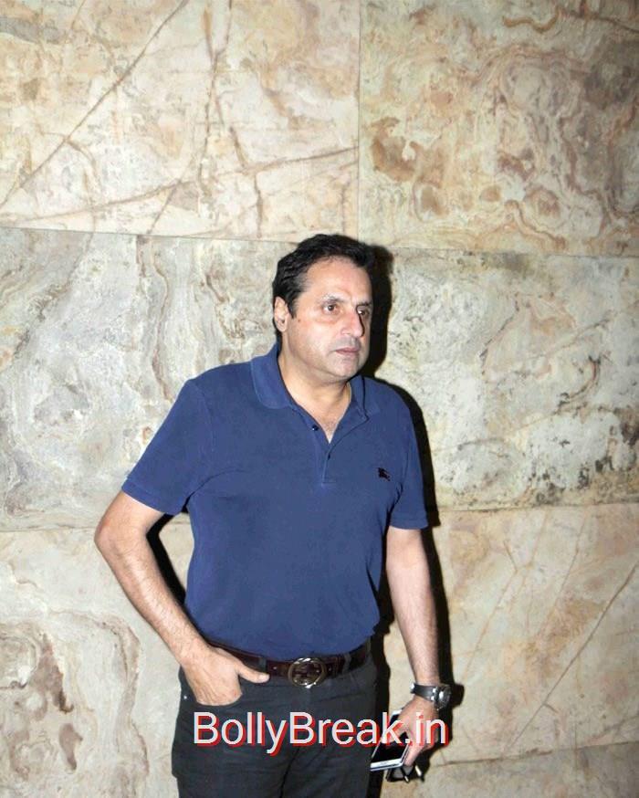 Sunil Lulla, 'Tanu Weds Manu Returns' Special Screening Pics