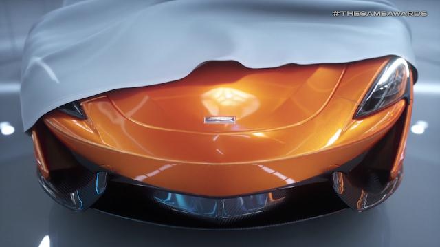 McLaren 570S Rocket League car porn orange covers