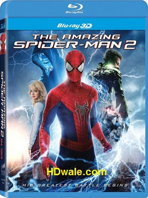 The Amazing Spider Man 2 full Movie Download (2014) BluRay
