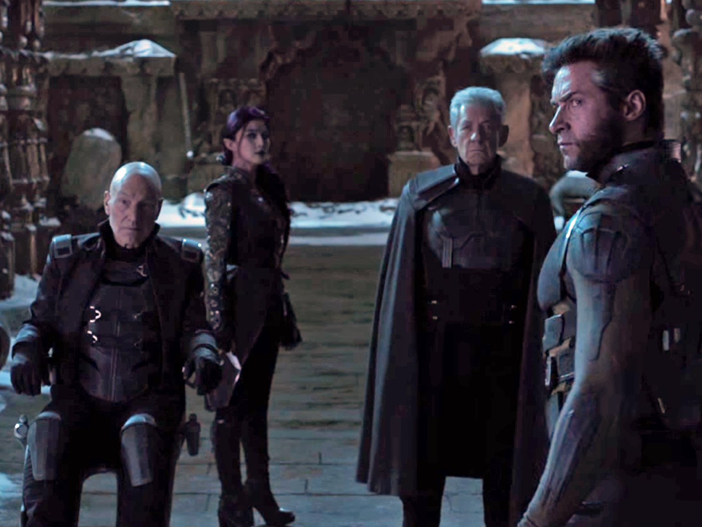 SceneSisters: X-Men: Days of Future Past (2014) Review