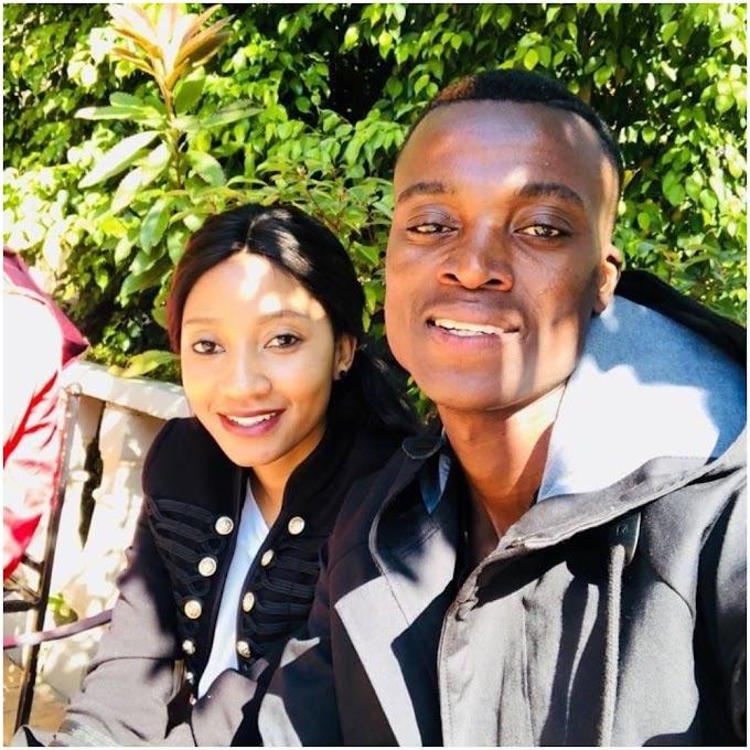 King Monada pays lobolo to a Limpopo, duiwelskloof girlfriend 'Ntebatse Cynthia lion' - pictures