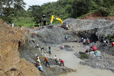 Effects Of Illegal Mining