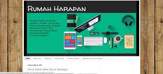 Tutorial Membuat Blog Gratis di Blogspot