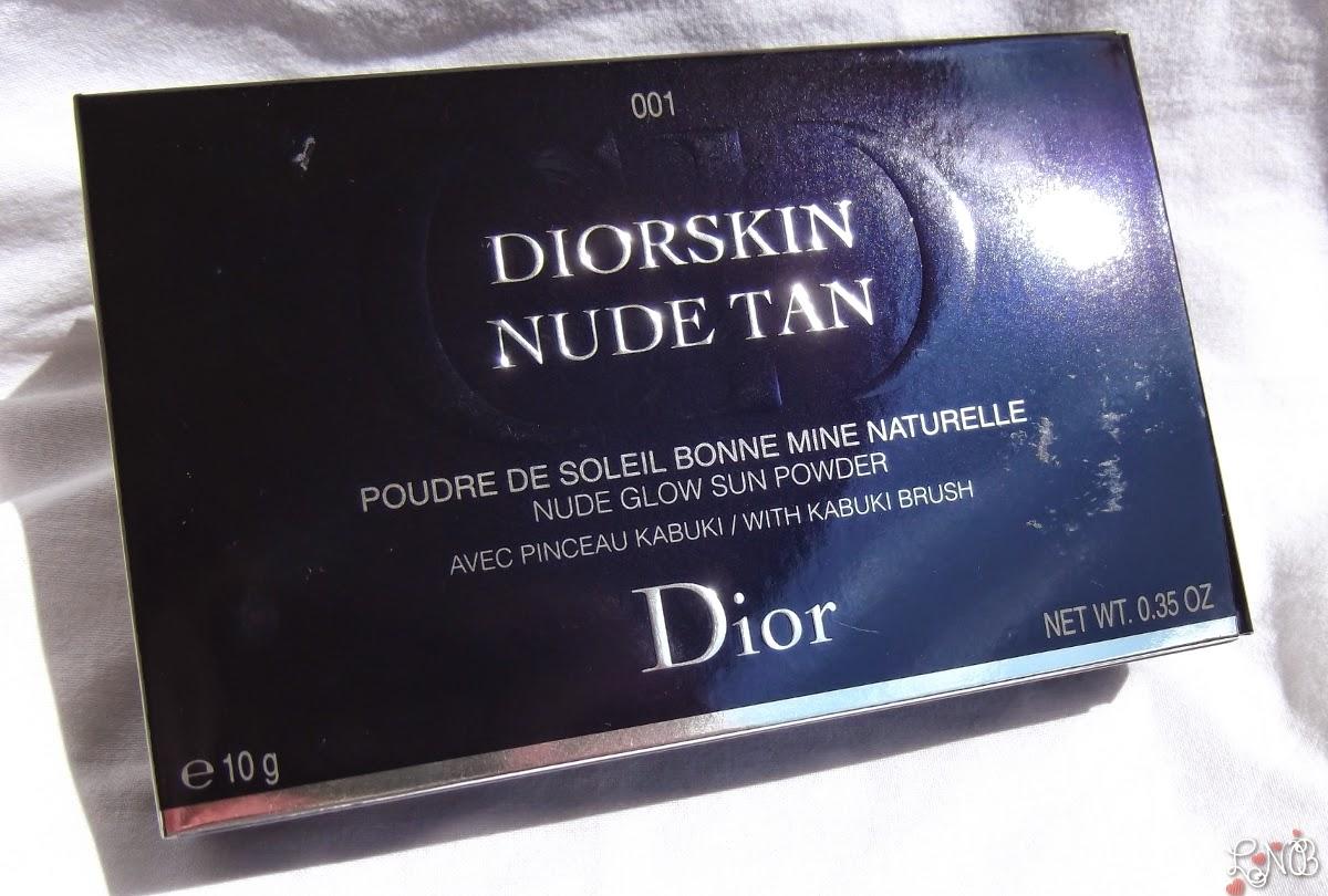 DIOR  Diorskin Nude Tan - Nude Glow Sun Powder