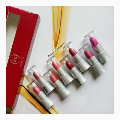 Koshize Satinlips Lipsticks