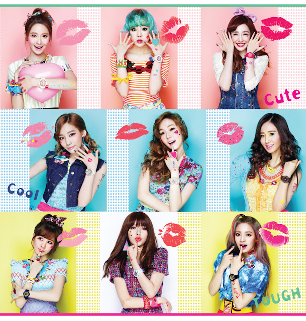 85ad675bfe Ami Schaheera: [LIFESTYLE] Girl's Generation for Baby G!
