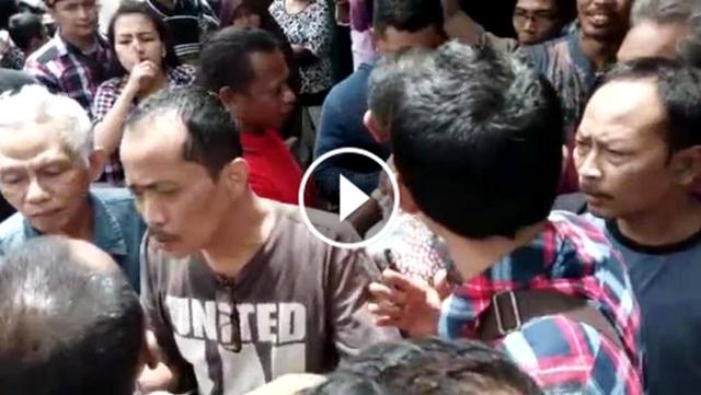 Bilang Allah Halalkan Babi Dan Ancam Penggal Leher Tentara Di TPS, Ahoker Ini Diburu Mabes TNI