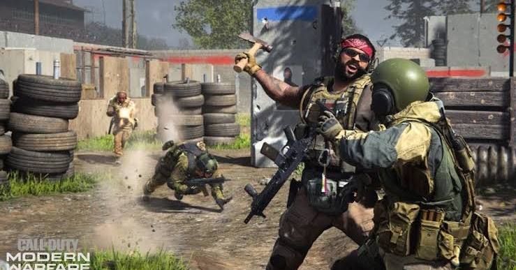 Call of Duty: Modern Warfare Retains Number 1 Spot As Christmas Best-Selling Game In The UK