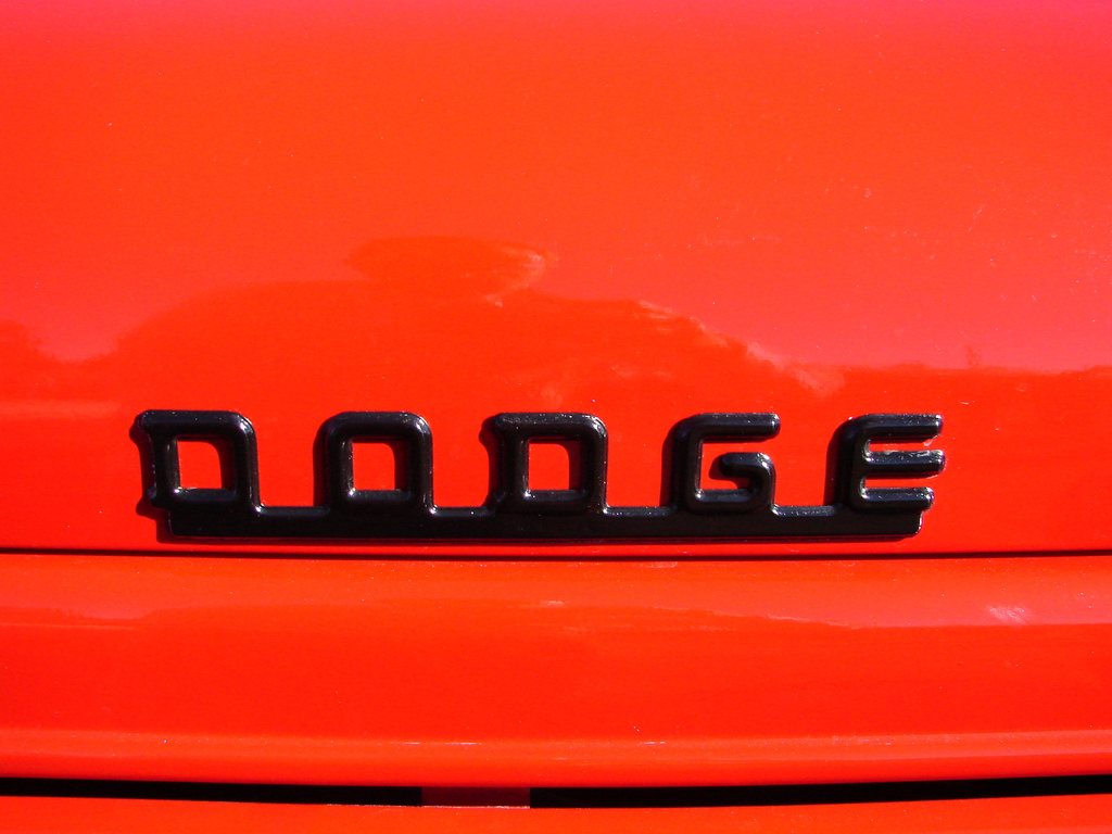 Car Brands Starting With L >> History of All Logos: All Dodge Logos