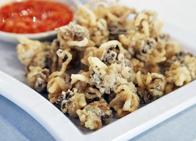 Kai's Plato Seafood Restaurant Crispy Calamari