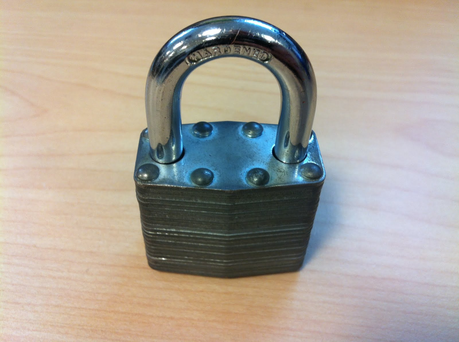 Open Security Research Getting Started With Lock Picking
