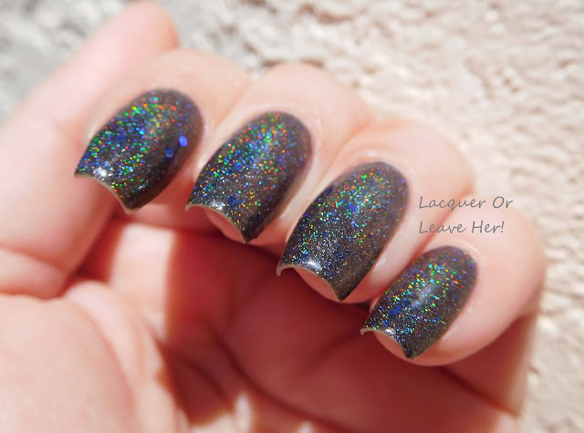 Spellbound Nails Dementor