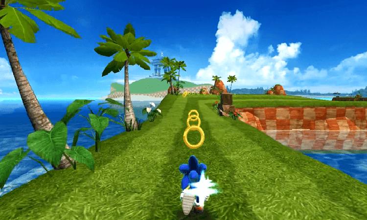 تحميل لعبة سونيك داش Sonic Dash للكمبيوتر