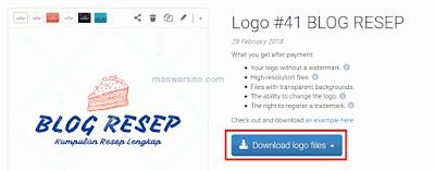 Cara Cepat dan Mudah Membuat Logo dengan menggunakan Logaster