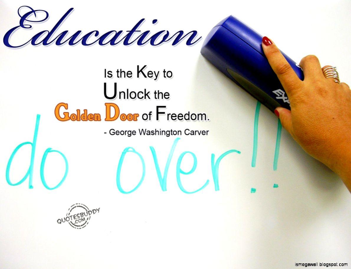 Quotes Education Hd Wallpaper Mega Wallpapers
