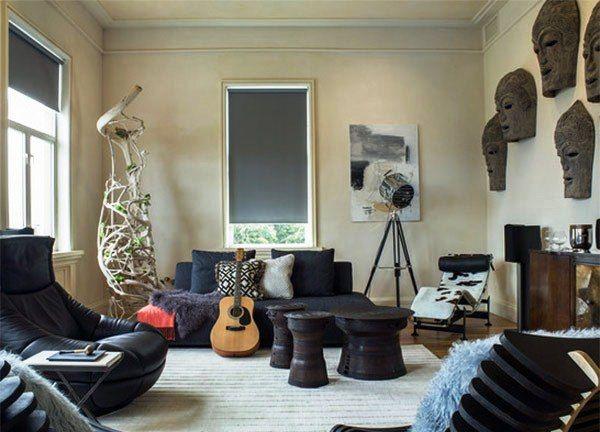 Hiasan Dinding Ruang Tamu Elegan