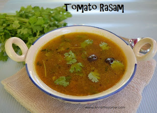 How to make Tomato Rasam - Step 4