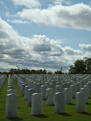 Vista del South Florida National Cemetery