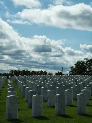 Vista del South Florida National Cemetery