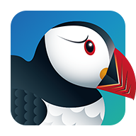 Icon puffin browser