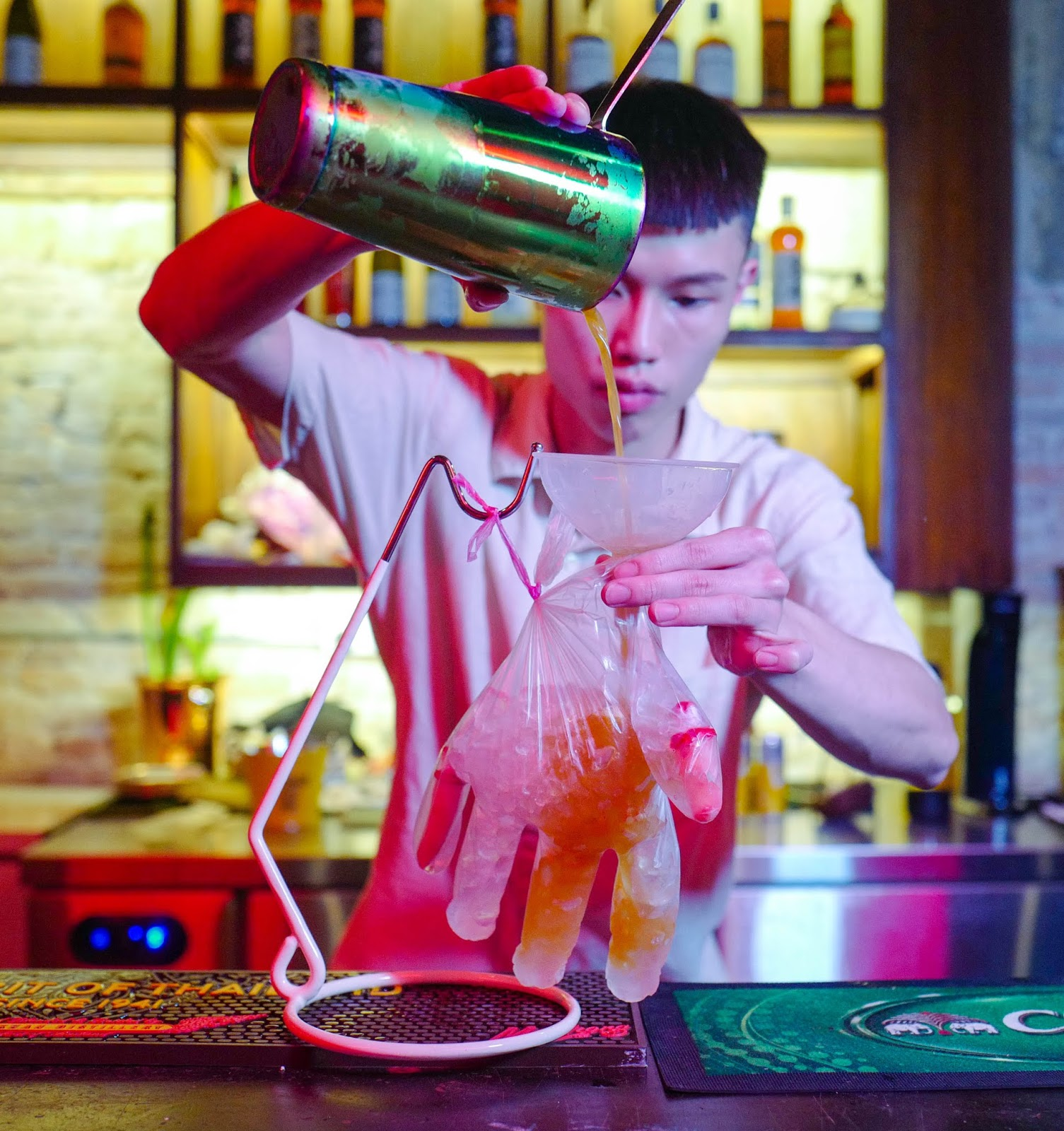 Eat Drink KL | Potions, Tun H  S  Lee Road