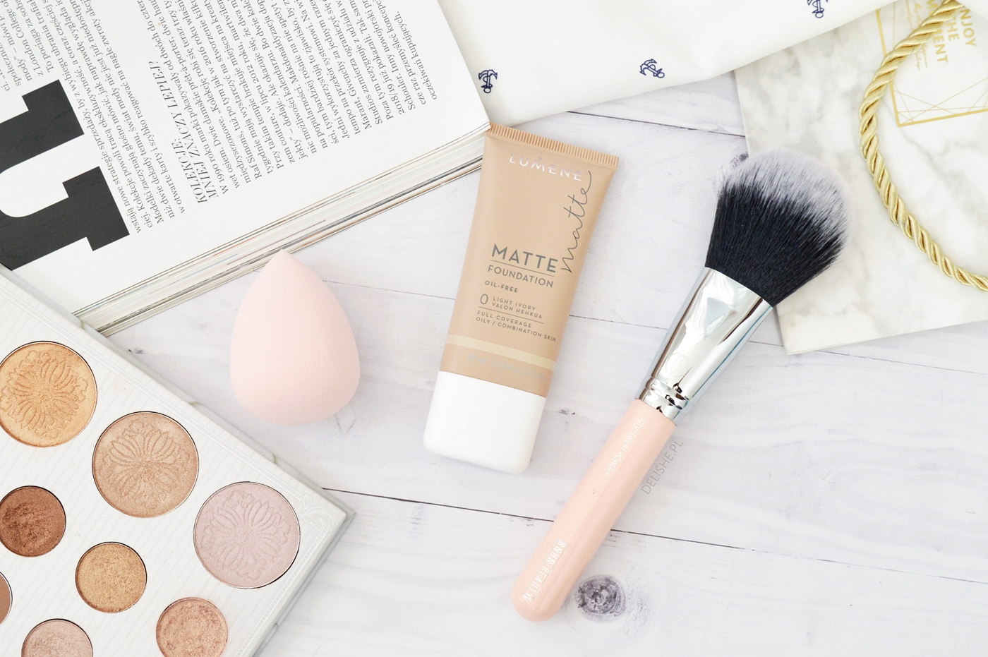 zakupy i nowości kosmetyczne lumene