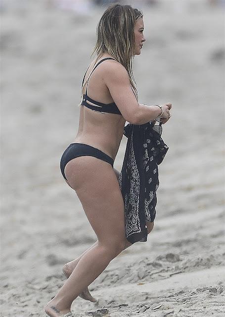 Não há como negar que as atrizes Ariel Winter e Hilary Duff são mais grossas do que uma tigela de aveia, mas até que Hollywood está benevolente.