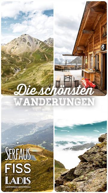 Die fünf schönsten Wanderungen in Serfaus-Fiss-Ladis | Wandern-Tirol | Best-Of-Serfaus-Fiss-Ladis