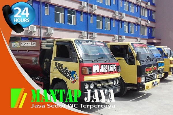 Jasa Sedot Tinja Area Semampir Surabaya utara harga Murah