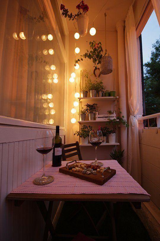 Este verano ilumina tu balcón o terraza