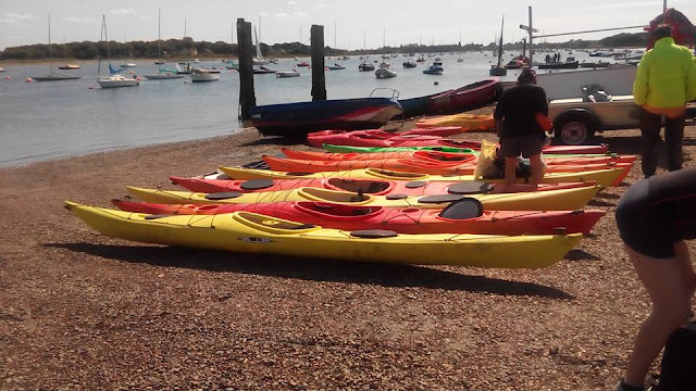 sea kayaking weekend