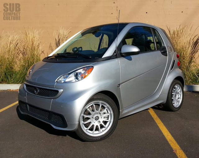 2013 Smart ForTwo lead