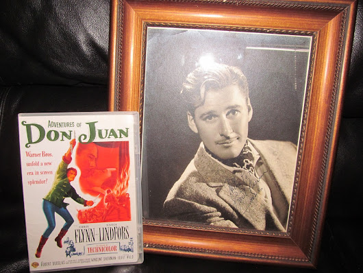 MERRY CHRISTMAS-ERROL FLYNN-THE GREAT ADVENTURER IN MOVIES AND REAL LIFE