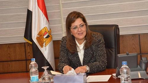 تفاصيل اجتماع وزير الداخلية وهالة السعيد