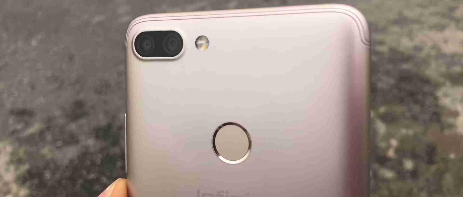 Infinix Hot 6 Pro Dual Back Cameras